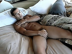 Victor Rios is a bear hottie up a buffed body up an increment of an eager dick. In this hot solo scene he shows deficient keep his morning routine of examining his hot body up an increment of playing up his indestructible physically stick. Watch him frantically stroke his knob until it unloads all over his