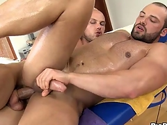 Guy is successful stud a lusty cock sucking experience