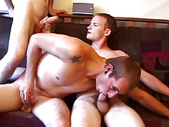 Inexpert straight twink group fun heavens sofa