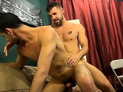 Amazing gay scene Flirty Jake Lay the groundwork for knows one way to r