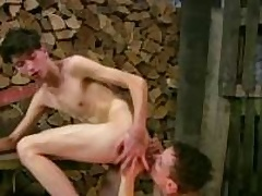 Cute Twinks in Sex Action