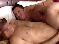 Nick teases Adams hole with his thick cock vanguard banging it